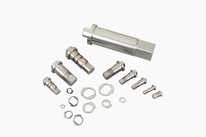 Stainless steel 304 valve stem valve accessories Ball valve Stem Extensions & Partsaccessories